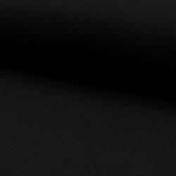 Bord côtes fines mailles Noir