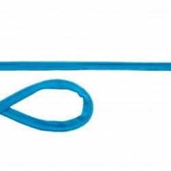 Passepoil Jersey Bleu Aqua