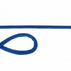 Passepoil Jersey Bleu Cobalt