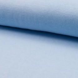 Bord côtes fines mailles Bleu ciel