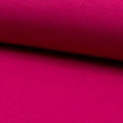 Bord côtes fines mailles Fuchsia